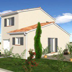 Maison 4 pièces à Perpignan
