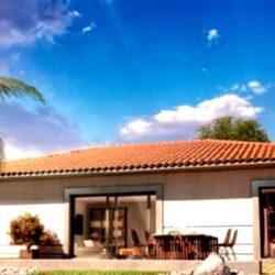 Villa plein pied + Terrain de 800m²