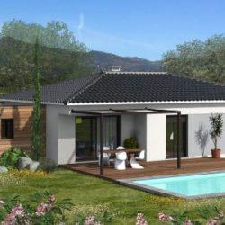 Maison à vendre 85m² Le Boulou