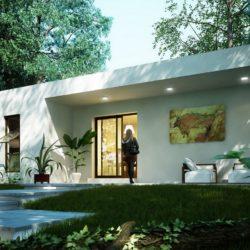 Maison à vendre avec jardin Corneilla-la-Rivière