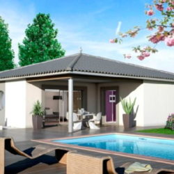 Maison à vendre 70m² Elne