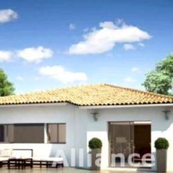 Villa neuve avec jardin à Narbonne